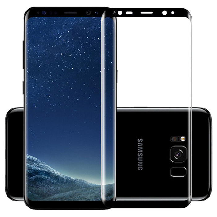 samsung s9 plus 3D full cover tempered glass screen protector_11.jpg