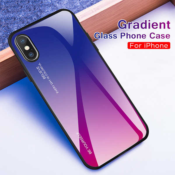 Gradient Color Tempered Glass Case.jpeg