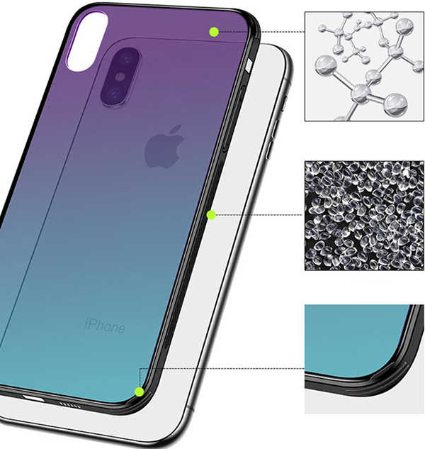 iPhone Xs gradient color case.jpeg