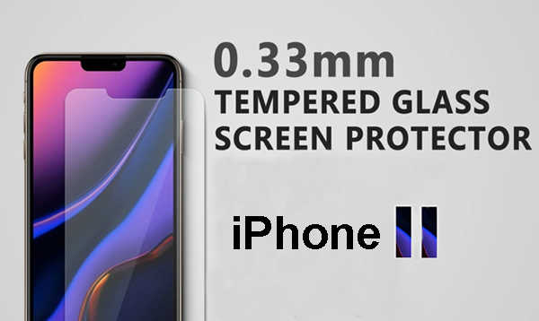 protecteur d'écran en verre trempé iphone 11.jpeg