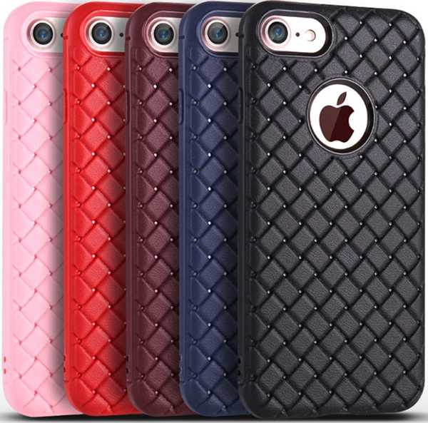 iPhone 8 weave leather case.jpg