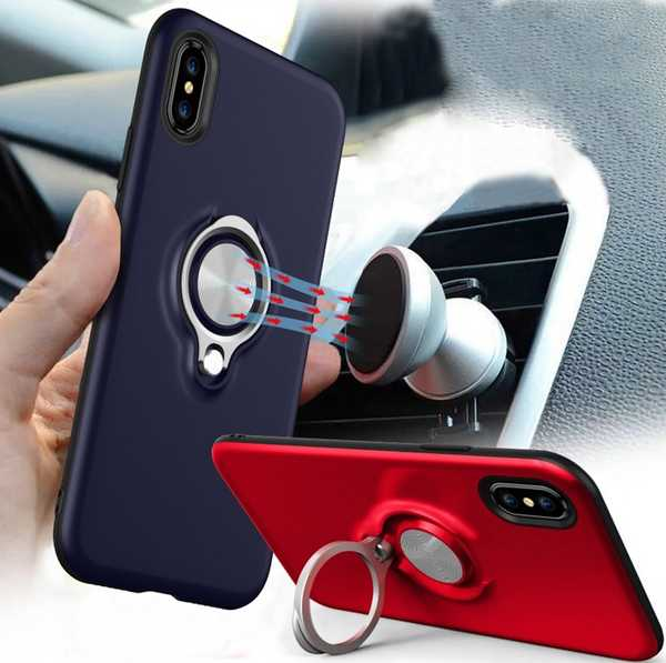 ring stand iPhone X magnetic car mount case.jpg