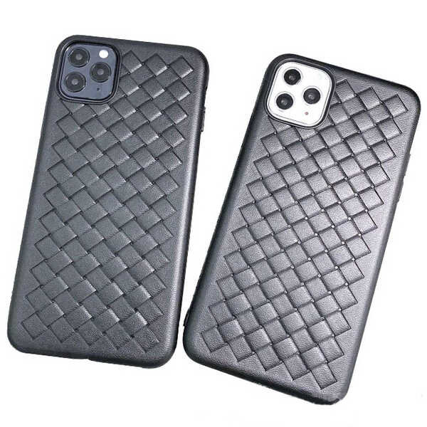 wholesale braided weave heat dissipation case for iPhone 12.jpeg